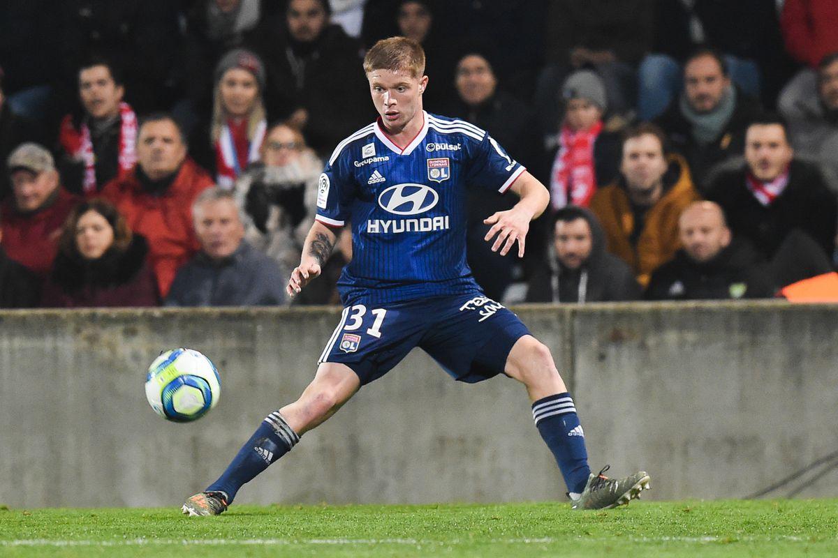 Nimes Olympique v Olympique Lyonnais - Ligue 1