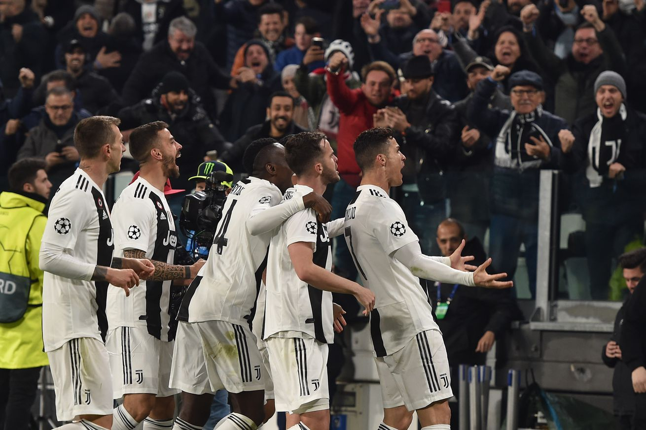 Juve plays the perfect game to overturn first leg deficit against Atletico Madrid