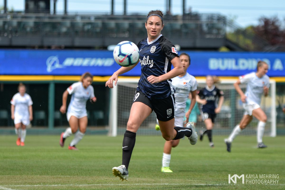 Reign FC claim their first win at Cheney Stadium, beating Sky Blue FC 2-1