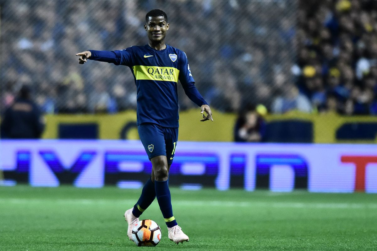 Boca Juniors v Palmeiras - Copa CONMEBOL Libertadores 2018