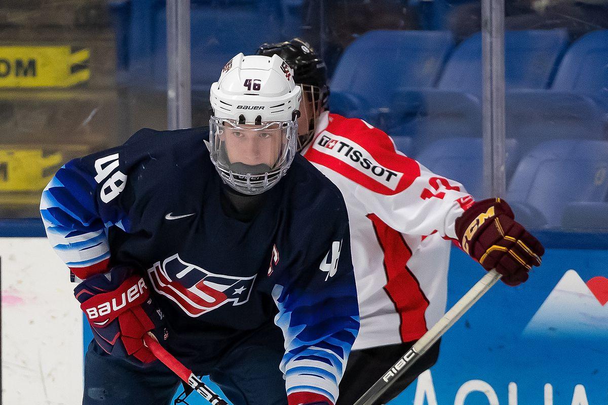 2018 Under-17 Four Nations Tournament - USA vs Switzerland