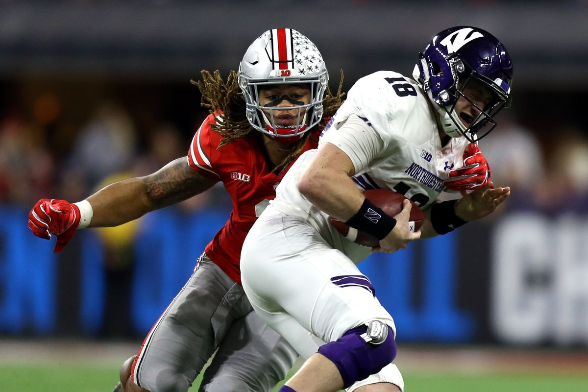 2020 Nfl Draft Prospect Profile Chase Young Edge Ohio State Big Blue View
