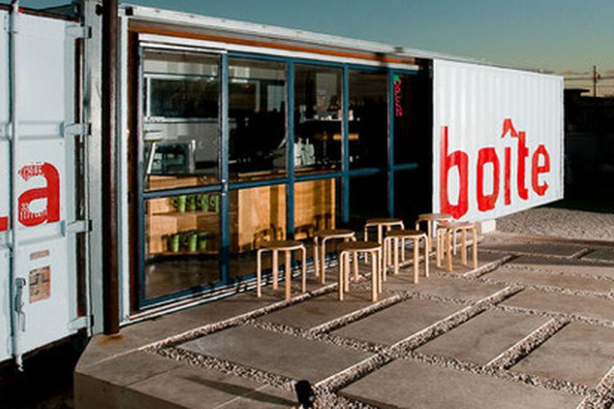 La Boite Cafe, South Lamar