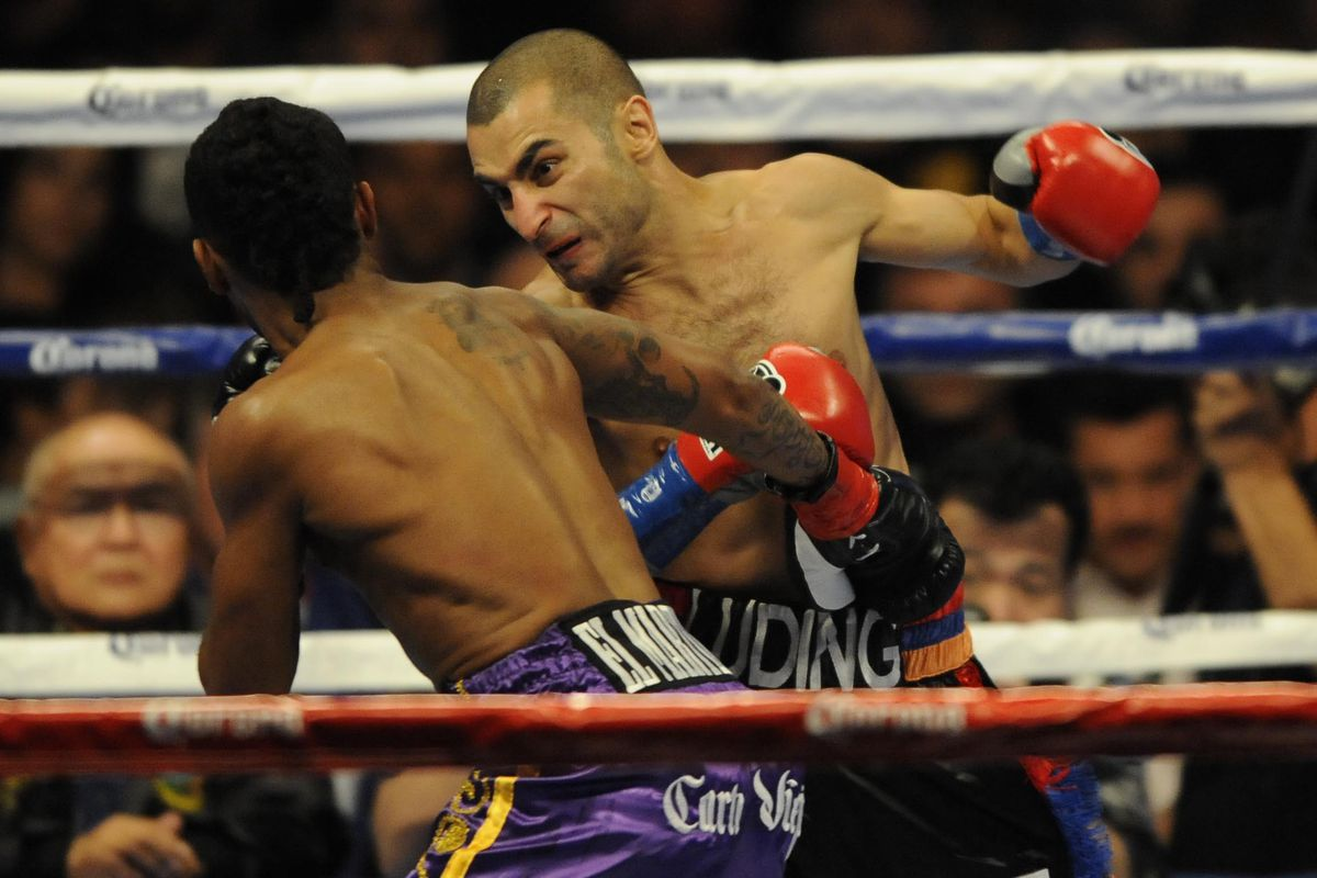 Vic Darchinyan didn't have too much success above 115lbs, but will he make the top 8?