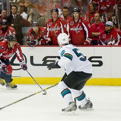 Ovechkin Gains the Zone