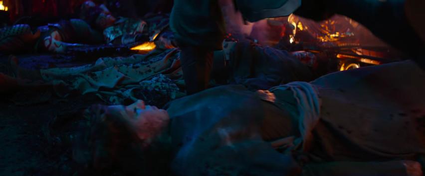 Avengers: Infinity War trailer Thor