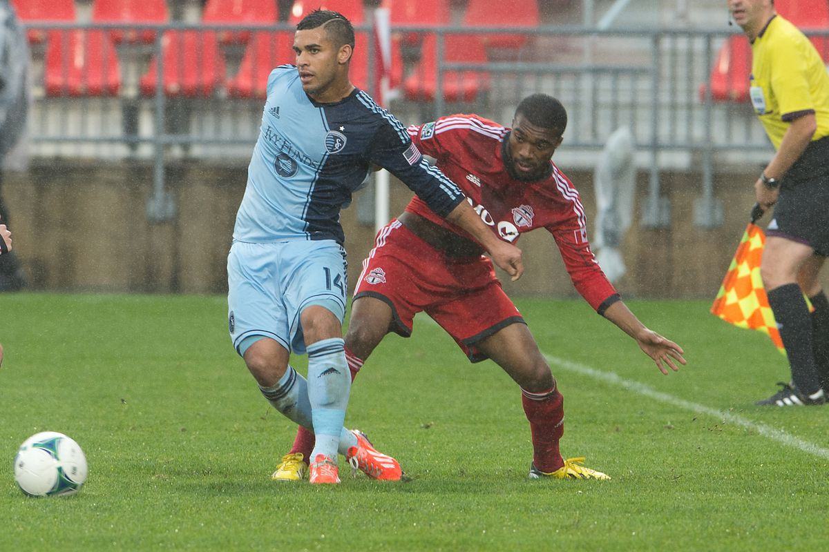 Dom Dwyer is one player who benefited from the early stages of the partnership between MLS and USL Pro
