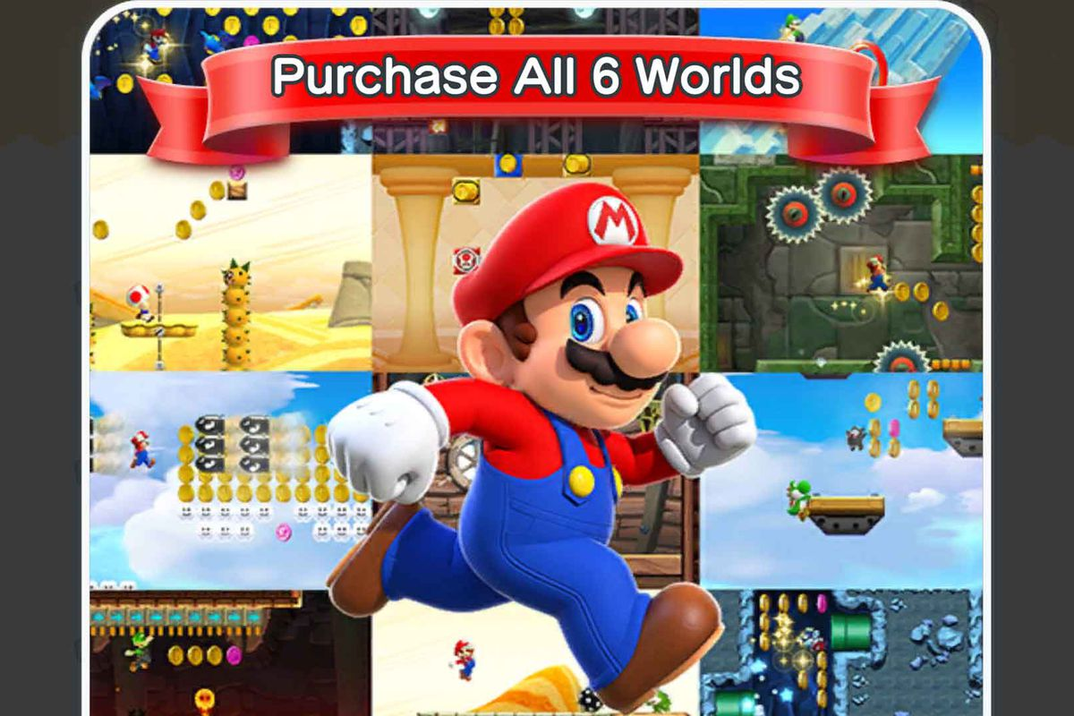 how to download super mario run
