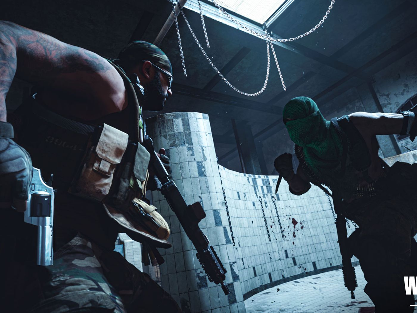 Watch This Warzone Player Easily Beat The Gulag Soldier Spray