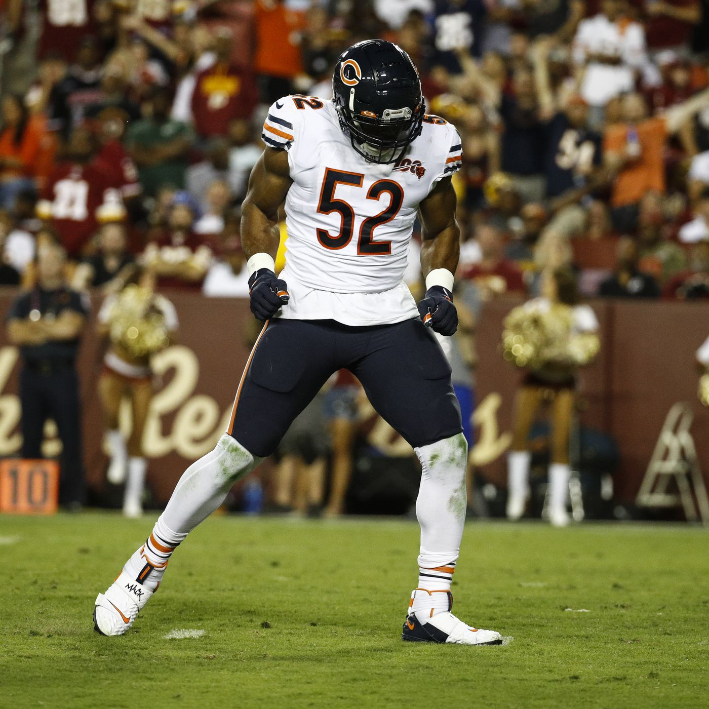 new concept 53b66 36962 Bears vs Redskins 2019: Final score and highlights - Chicago ...