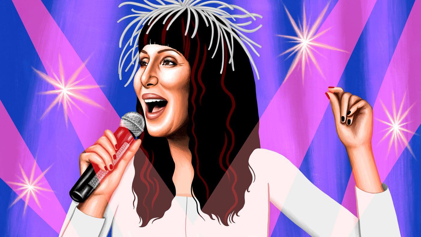 Believe in Her or Not, Cher Has Always Believed in Herself