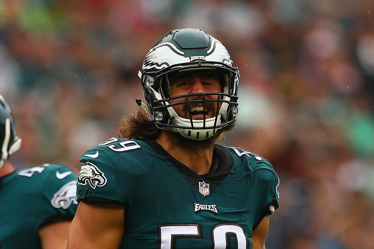 official photos 96771 6bcf6 NFL breakout players 2018: Joe Walker makes the Eagles ...