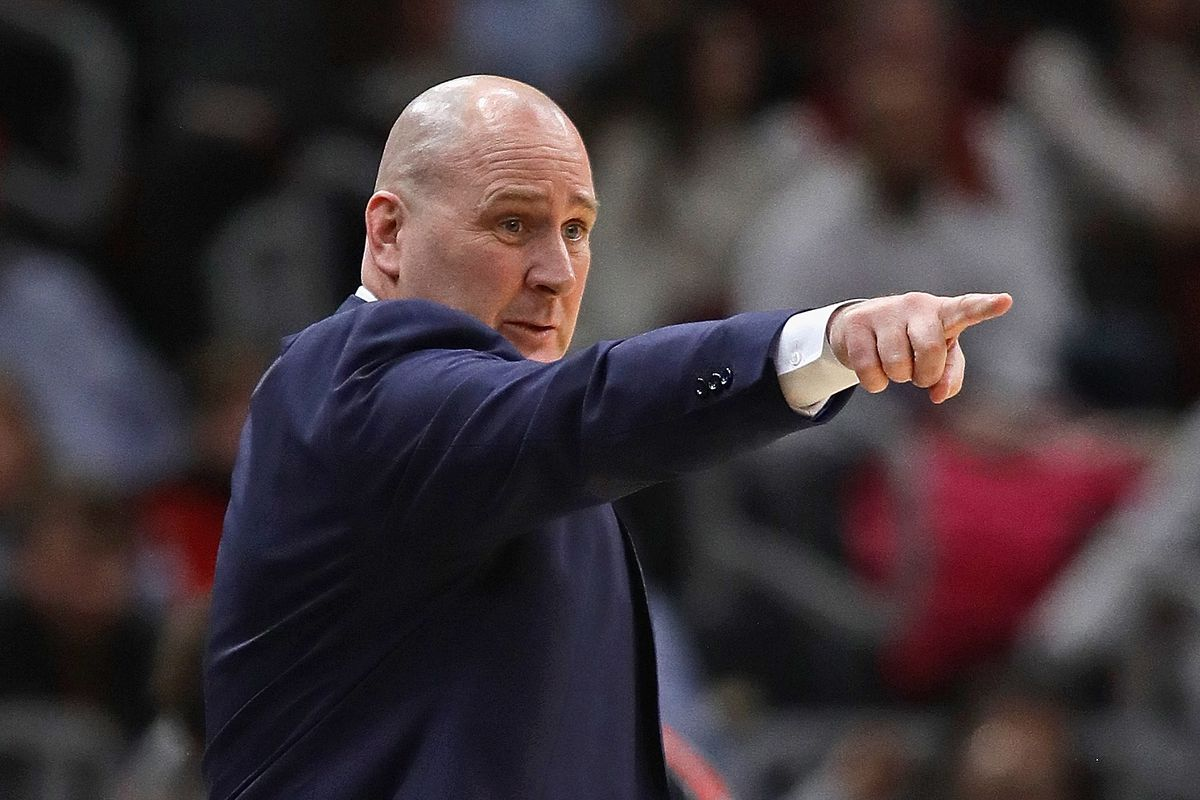 Time appears to be running out for Bulls coach Jim Boylen.
