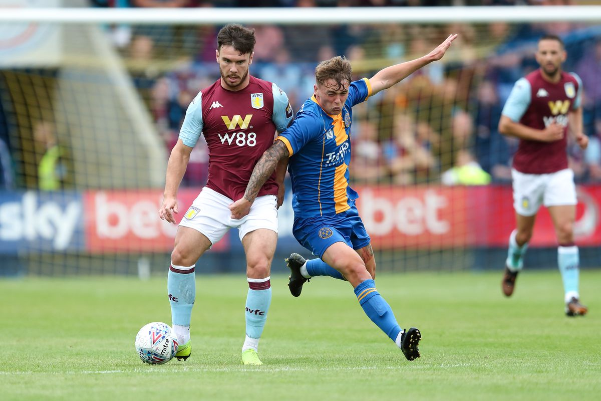 Shrewsbury Town v Aston Villa - Pre-Season Friendly