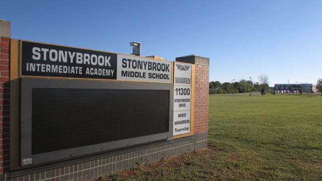Stonybrook Intermediate Academy shares a campus with Stonybrook Middle School in Warren Township. Both have struggled with ISTEP.