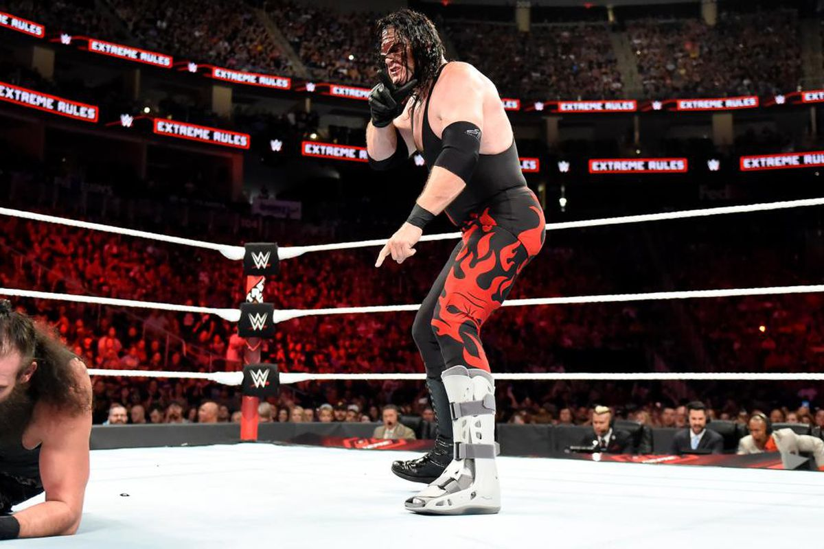 Image result for kane extreme rules