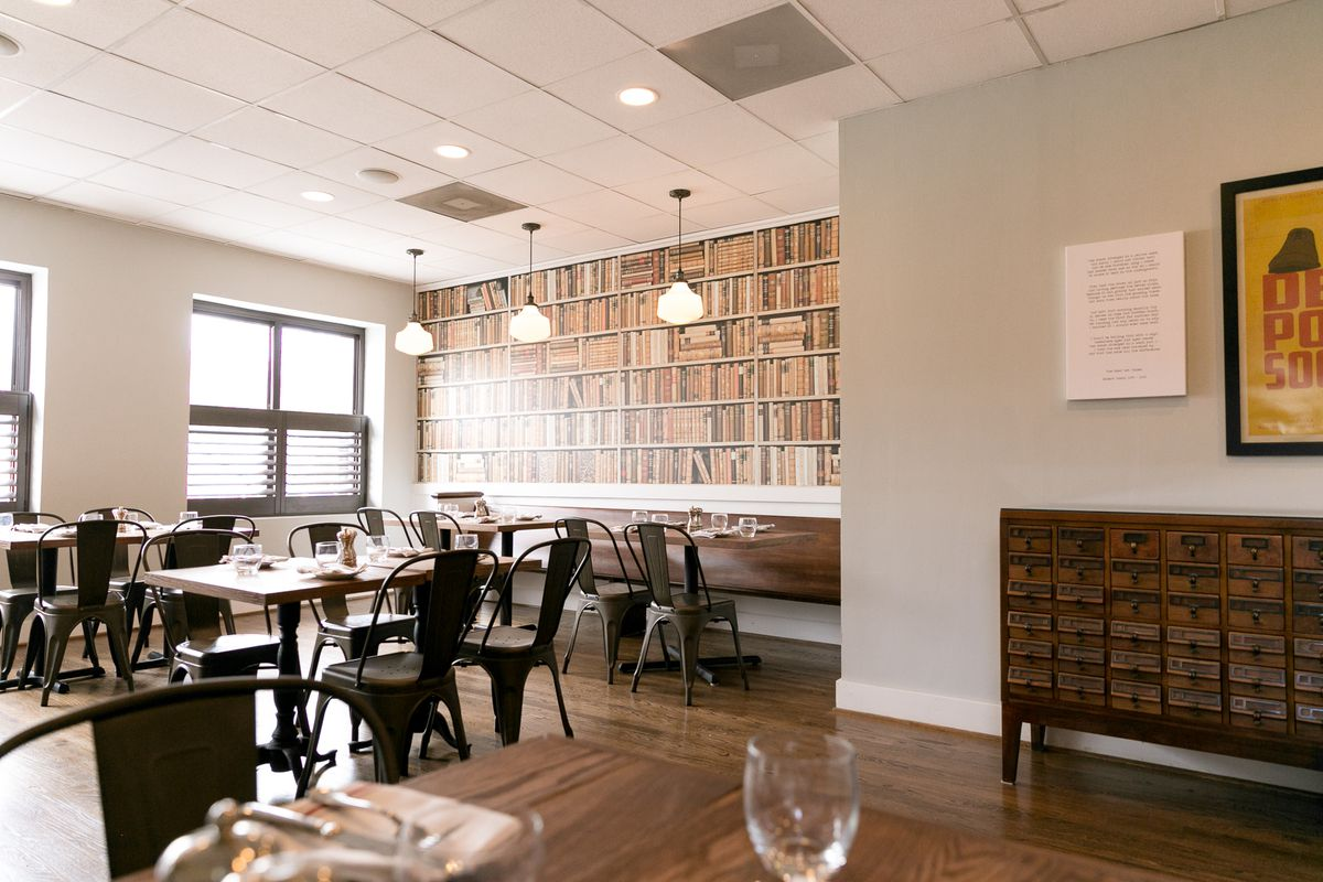The Avenue Restaurant In Chevy Chase Is Opening A Co Working