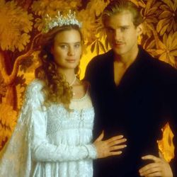 """Robin Wright Penn and Cary Elwes in """"The Princess Bride."""""""