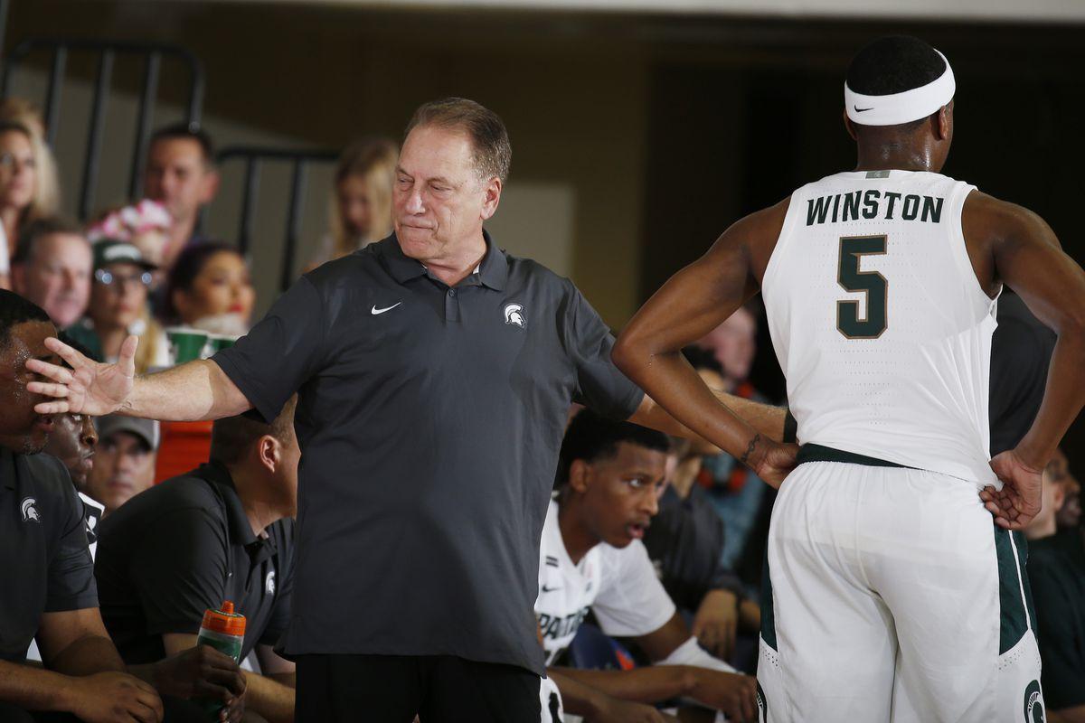 NCAA Basketball: Virginia Tech at Michigan State