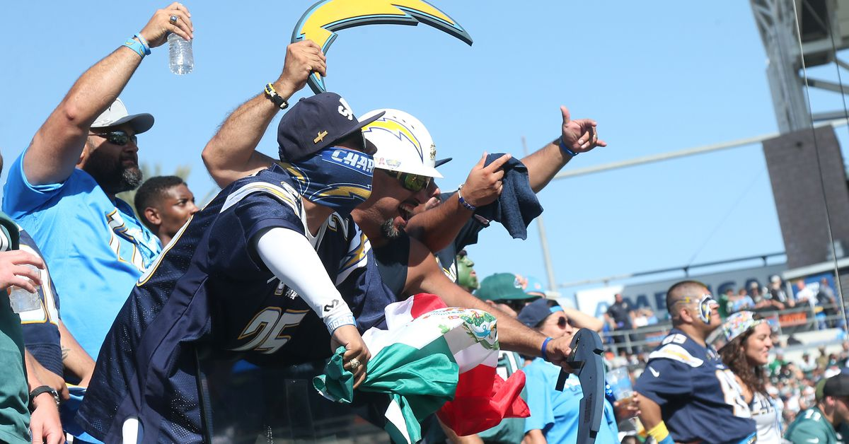 Chargers fans, join Bolts From The Blue FanPulse