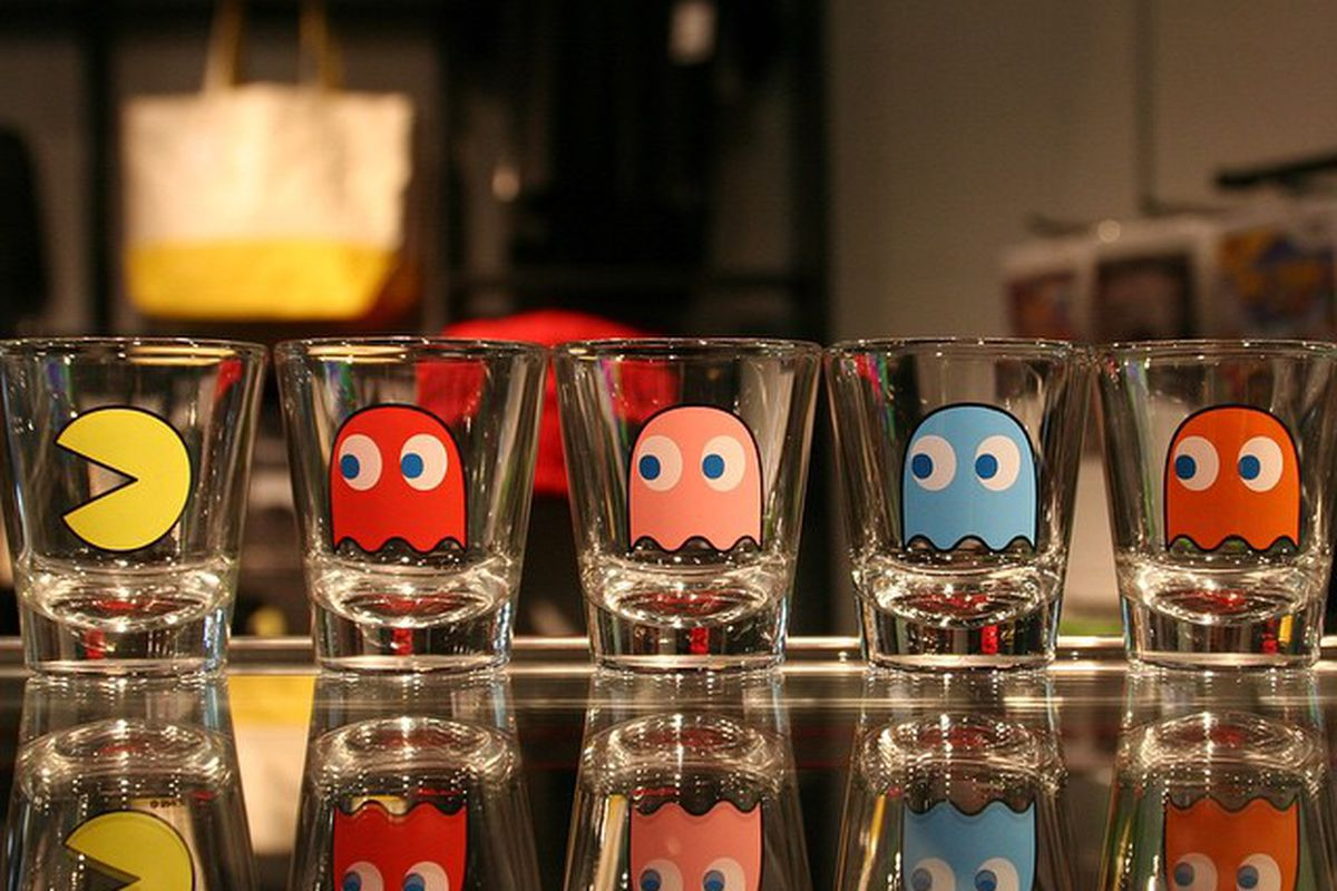 You Are Cordially Invited To Pac Man S Birthday Party Polygon