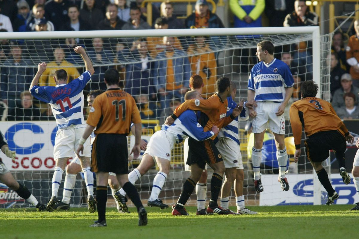 Naylor scores Wolves second