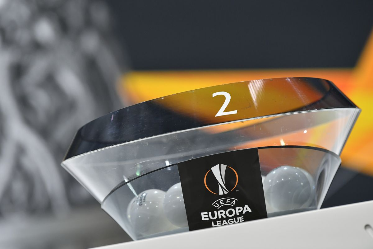 UEFA Europa League 2020/21 Group Stage Draw
