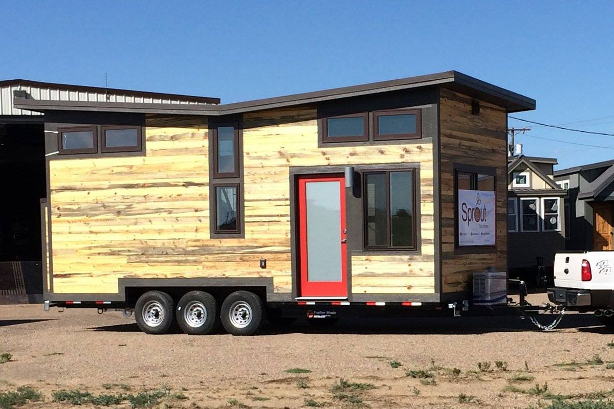 sprout tiny homesfacebook - Largest Tiny House