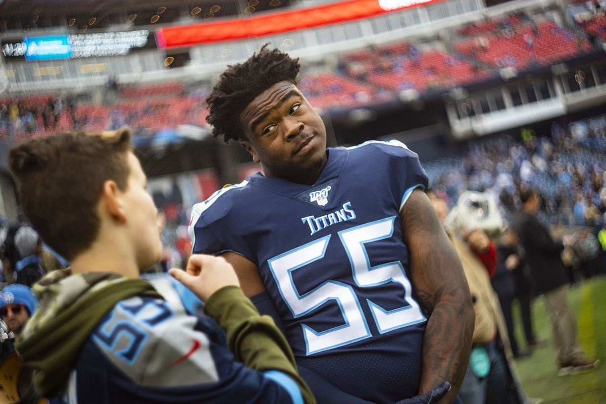Titans and Chiefs release official injury designations ahead of Sunday's AFC Championship