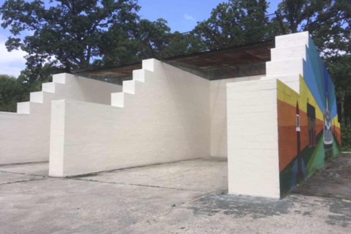 Handball courts make a comeback in Palmer Park - Curbed ...