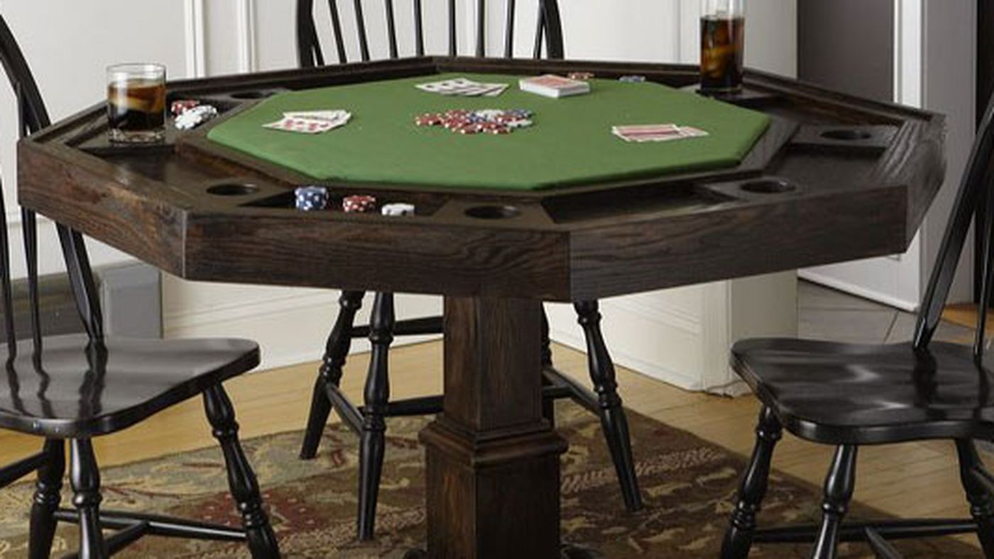 How To Build A Poker Table In 18 Steps This Old House