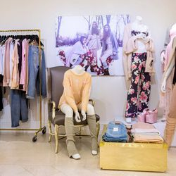 """<b>What are some merchandise highlights in this store?</b></br> """"Fall 2014 is definitely the highlight. We're the only store to offer the full collection."""""""