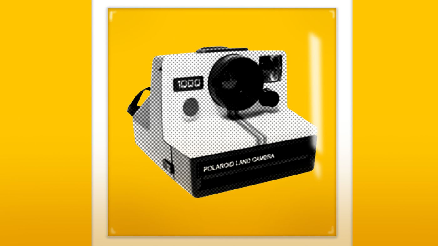 Polaroid Camera Urban Outfitters : The death and life of the instant print camera the ringer