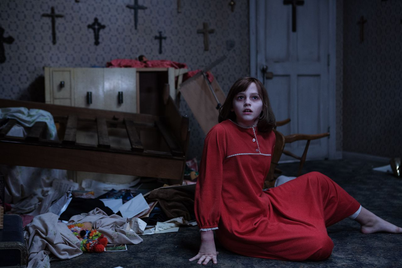 The Conjuring 2 review: 134 minutes of spooky faces in startling ...