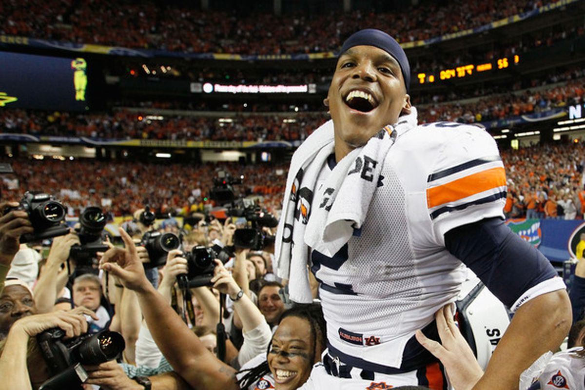 Auburn quarterback Cam Newton is expected to collect the Heisman Trophy this Saturday night in New York City.