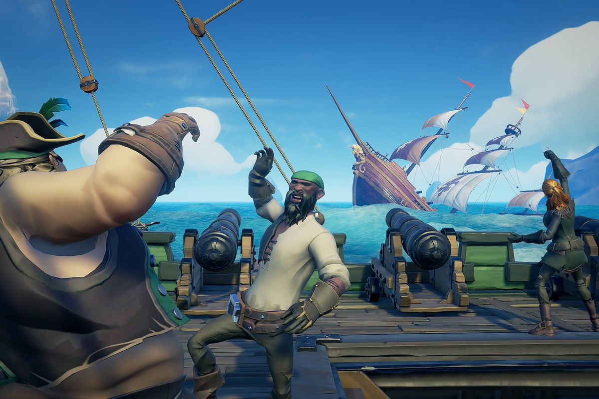 Sea of Thieves tabletop RPG coming this fall - Polygon