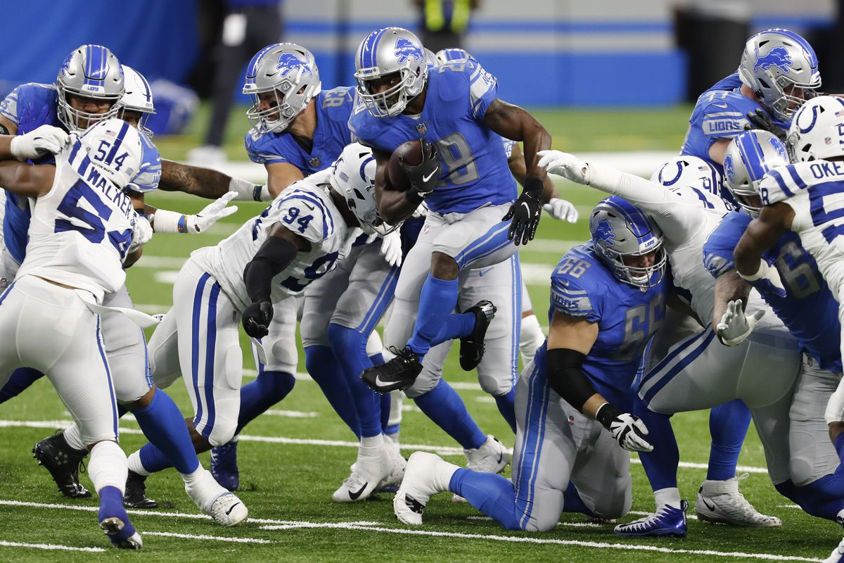 3 takeaways from the Detroit Lions' 41-21 blowout loss to the Indianapolis Colts - Pride Of Detroit