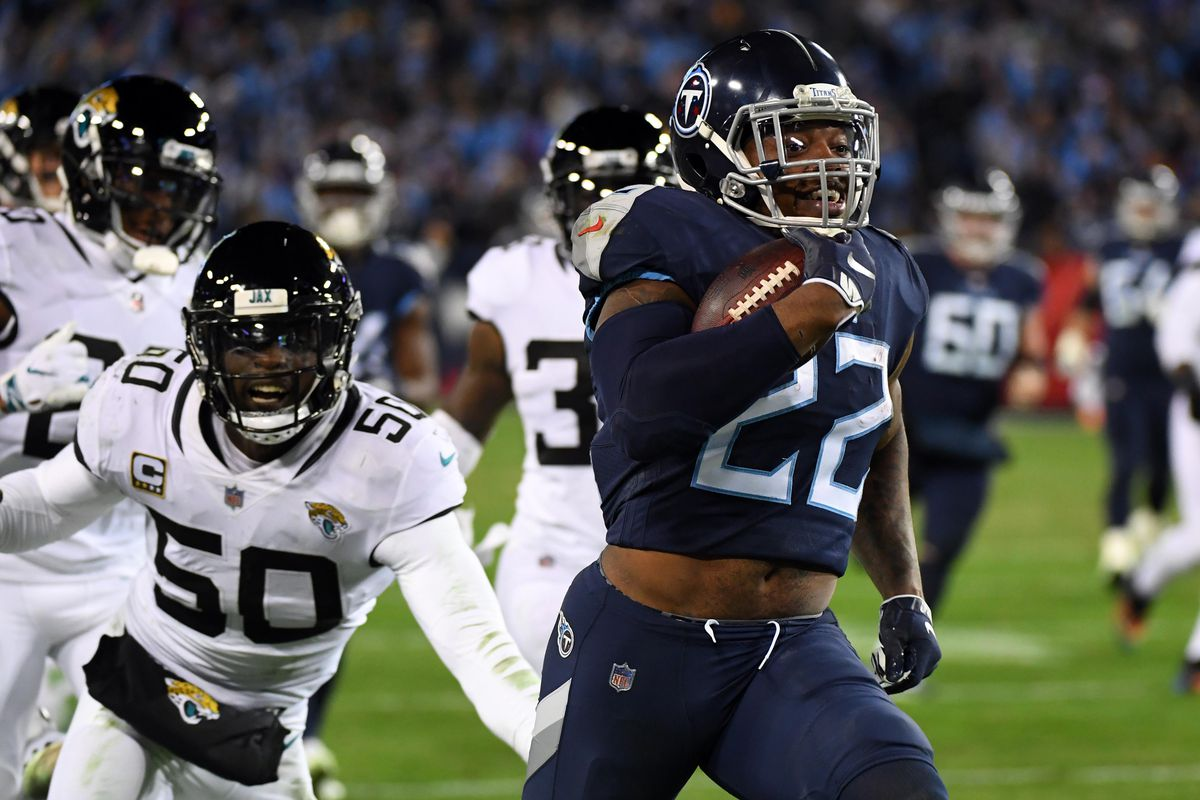 0adc6d091ae Derrick Henry doesn t have to break records to be what the Titans ...
