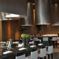 Dining room of Tetsu.