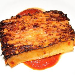 """One Hundred Layer Lasagna from Del Posto by <a href=""""http://www.flickr.com/photos/37619222@N04/7273921876/in/pool-29939462@N00/"""">The Food Doc</a>"""