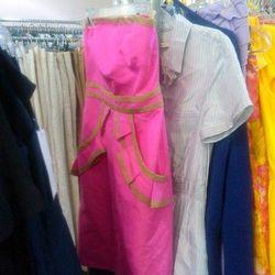 J.Crew neon party dress, $60