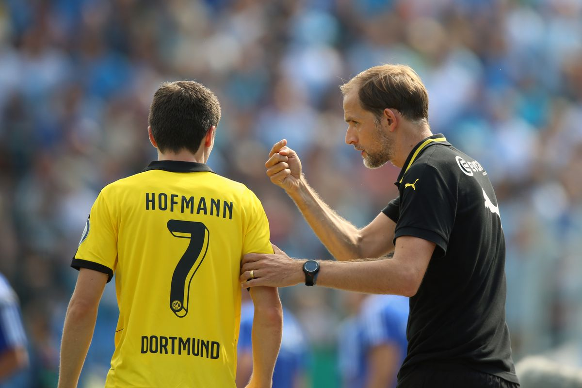 Soccer - German DFB Cup - Chemnitzer FC vs. Borussia Dortmund