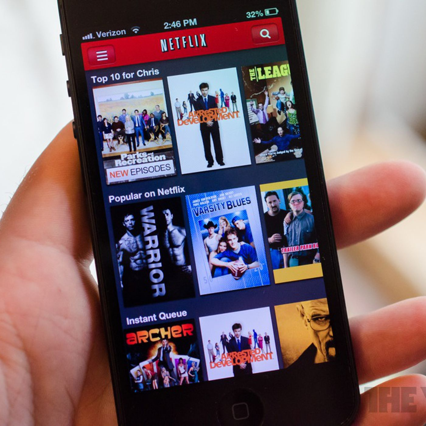 theverge.com - Julia Alexander - Netflix is testing cheaper mobile-only subscription tiers