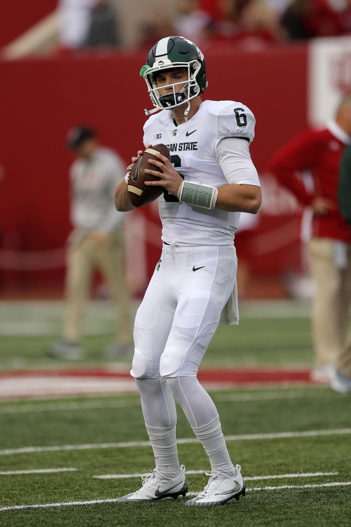 COLLEGE FOOTBALL: SEP 22 Michigan State at Indiana