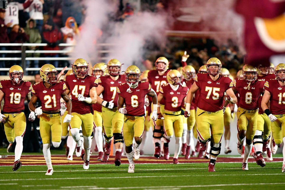 NCAA Football: Clemson at Boston College