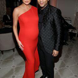 Chrissy Teigen and John Legend. Photo: Jonathan Leibson/Getty Images