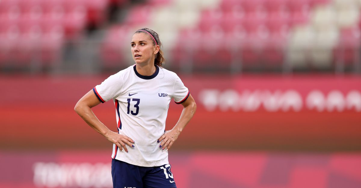 USWNT fall to Canada in Olympic Semifinals - Sounder At Heart