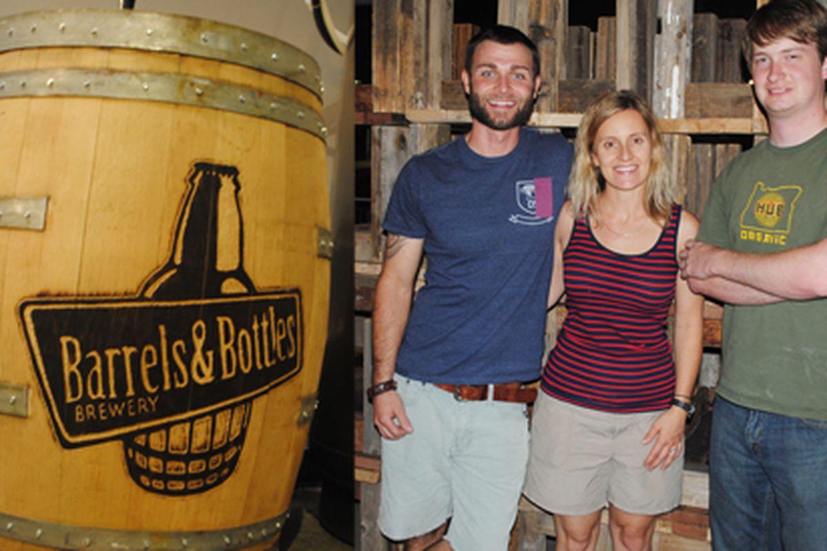 Barrels & Bottles