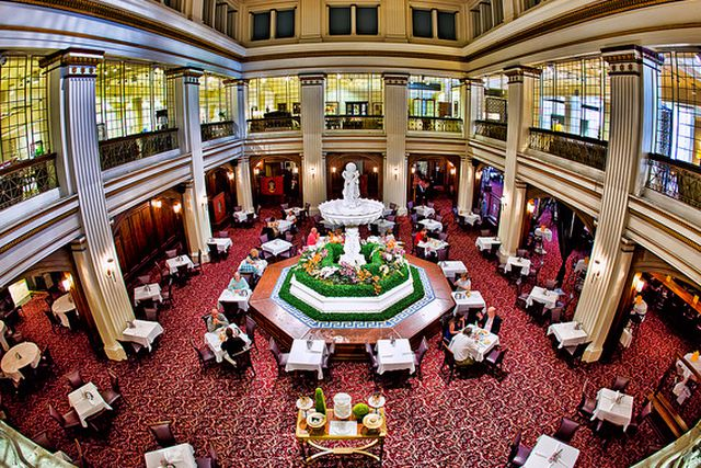 10 Classic Chicago Dining Rooms Eater Chicago