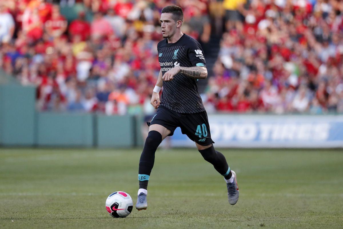 SOCCER: JUL 21 Liverpool v Sevilla